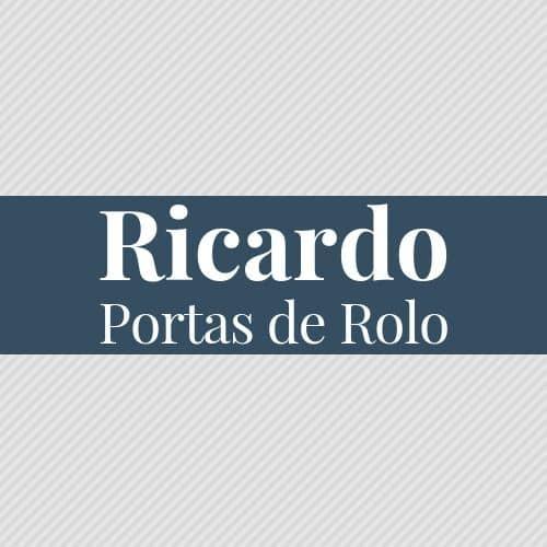 Ricardo Portas de Rolo