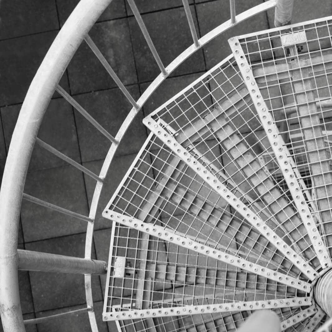 Escadas de Ferro